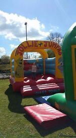 Commercial bouncy castle for sale