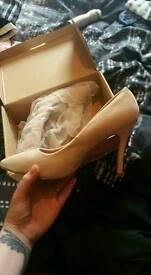 Boohoo swade shoes size 7