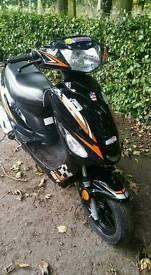 Longjia Digita moped