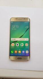 Samsung Galaxy S6 Edge, Unclocked, 32GB Mint condition