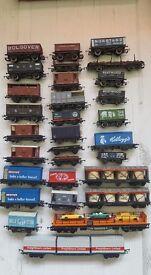 Model OO guage trains/model railway