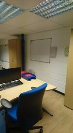** OFFICE DESK SPACE TO RENT **