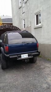 2002 blazer 4x4 lifted for trade