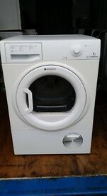 8kg 'Hotpoint' Condenser Dryer - Good,Clean condition / Free local delivery
