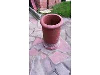 plant pot chimney pot