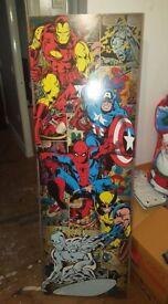 Massive Marvel Wooden Frame