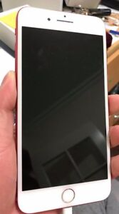 Apple iPhone 7 Plus 128gb *Red - excellent condition* 6m warranty