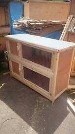 New double hutch