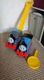 Fisherprice Motion Thomas & Ball popping thomas