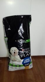 12kg bag of purina pro plan for puppies