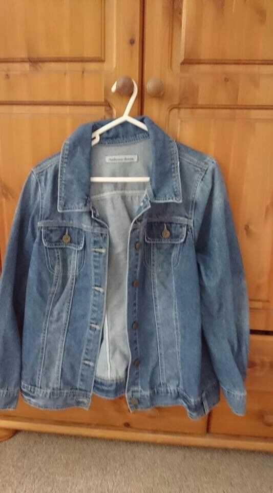 BNWT Ladies Denim Jacket. Size 16   in Petersfield, Hampshire ...