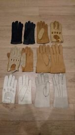 Genuine Portuguese Women's Leather Gloves