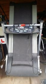 Carl Lewis electric treadmill