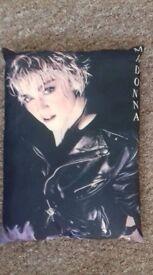 super rare madonna cushion official 1980s