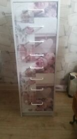 lovely large tall set of drawers