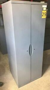 2 Door Locker / Storage Cabinets