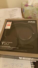 AKG Y50 Headphones