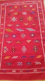 Authentic Moroccan Berber carpet - never used