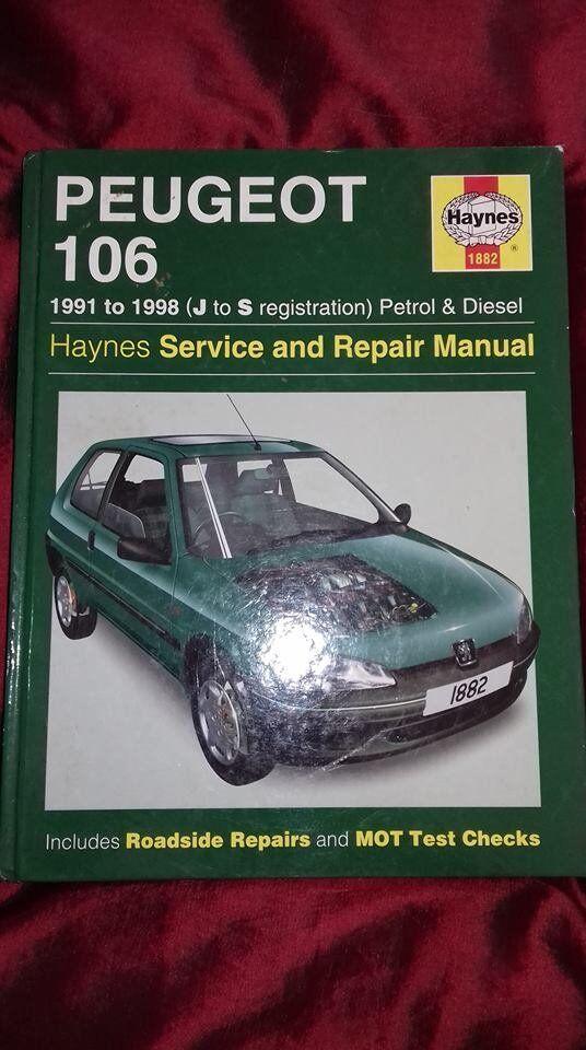 peugeot 106 manual download