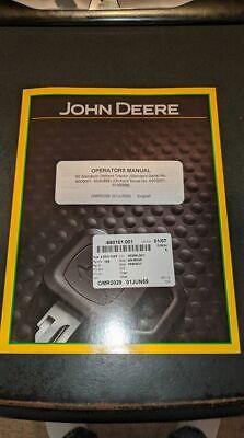 John Deere 60 Orchardstandard Tractor Operators Manual - Omr2029