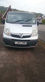 Van for Sale - Vauxhall VIVARO
