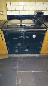 Rayburn Aga, Hot water, Heating and Cooking range