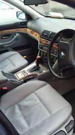 BMW E39 525I 2001