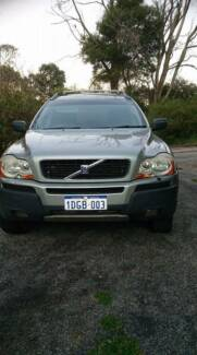 VOLVO  XC 90  2004 Piccadilly Kalgoorlie Area Preview