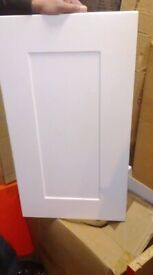 various kitchen doors and cabinets