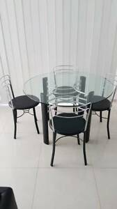 Timeless dining furniture - Genuine leather chairs - Nick ...