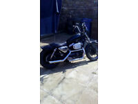***HARLEY SPORTSTER 1200***PX POSSIBLE***BIKE SONLY