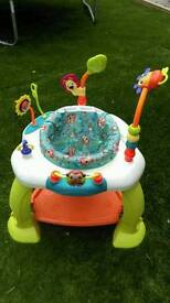 Bounce bounce baby activity centre by bright starts.