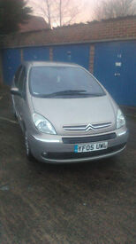 citreon xsara picasso 2.0HDI LONG MOT