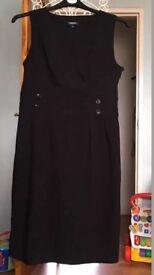LADIES PAPYA DRESS SIZE 14