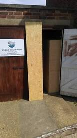 osb sterling board 2315 x 460 9mm floor. roof.lofts sheds kennels etc