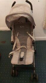 Silver Cross - pushchair - very good condition