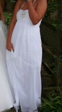 White debutant dress Heathmont Maroondah Area Preview