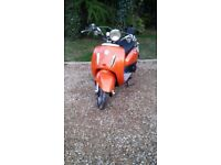 Scooter Tamoretti 125cc Bargain!!