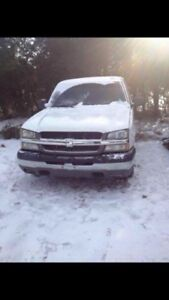 Parting out 1999-2007 GMC Chevy Trucks & suv