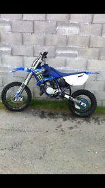 Yamaha Yz 85 not kx rm ktm cr