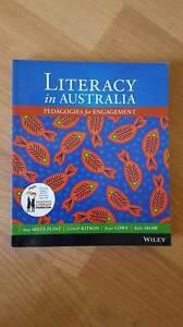 Literacy in Australia: pedagogies for engagement Salisbury Plain Salisbury Area Preview