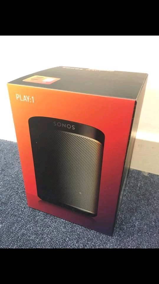 Brand New & Sealed Sonos Play 1 Speaker