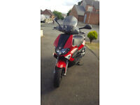 Gilera Runner ST200 4 stroke Piaggio scooter PRICE DROP .. NOT VESPA