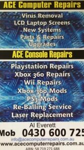 Computer & Console Repairs