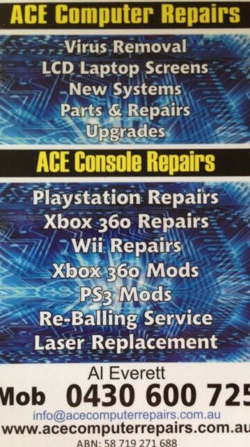 Computer & Console Repairs PS4 PS3 Xbox | Computer & Phone