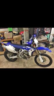 WR 450F Fyansford Geelong City Preview