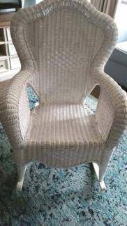 Cane rocking chair - great condition