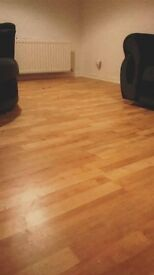 BASIC DOMESTIC LAMINATE flooring PACKAGE £265 LAMINATE