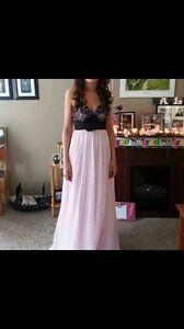 Grad dress size 0