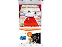 Mini Projector Android 4.2 Smart Full HD DLP active shutter 3D OSRAM 3led Pico Movie